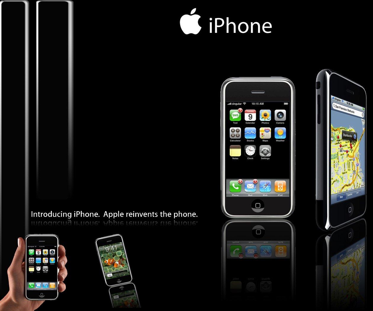sortie iphone